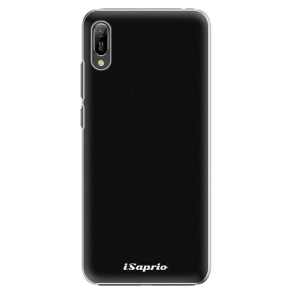 Plastové pouzdro iSaprio - 4Pure - černý - Huawei Y6 2019