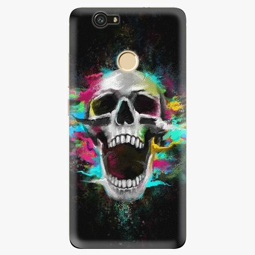 Plastový kryt iSaprio - Skull in Colors - Huawei Nova