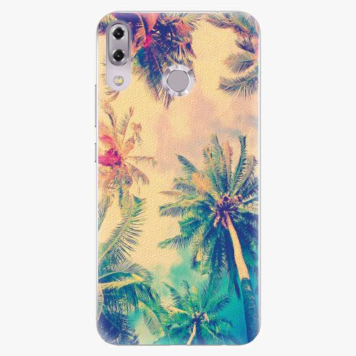 Plastový kryt iSaprio - Palm Beach - Asus ZenFone 5Z ZS620KL
