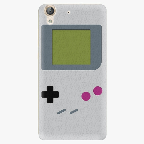 Plastový kryt iSaprio - The Game - Huawei Y6 II
