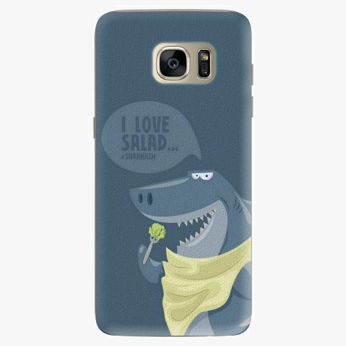 Plastový kryt iSaprio - Love Salad - Samsung Galaxy S7