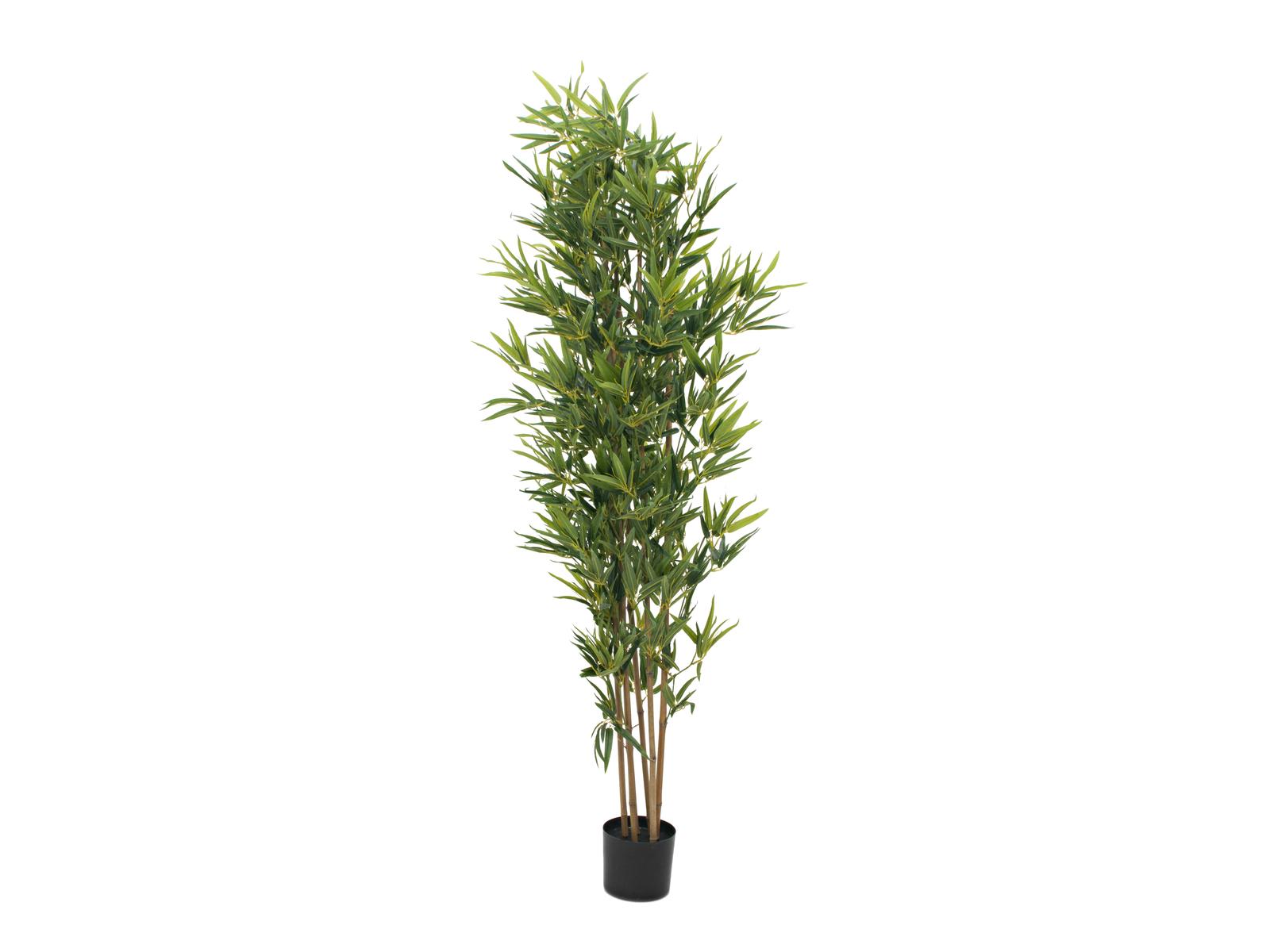 Europalms Bambus deluxe, umělá rostlina, 180cm