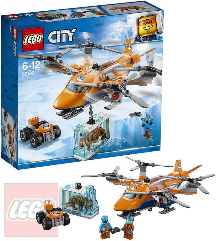 LEGO CITY Polární letiště 60193