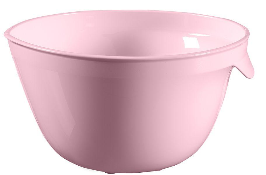 Plastová miska ESSENTIALS 2,5L - růžová