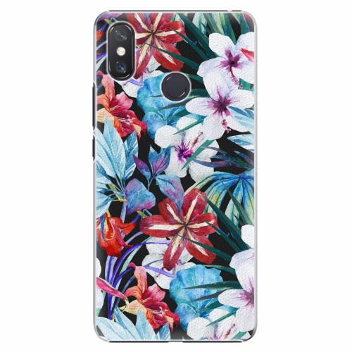 Plastový kryt iSaprio - Tropical Flowers 05 - Xiaomi Mi Max 3