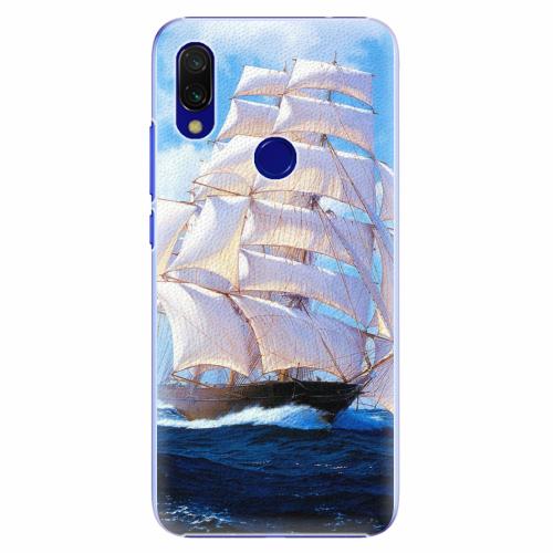 Plastový kryt iSaprio - Sailing Boat - Xiaomi Redmi 7