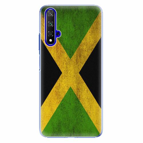 Plastový kryt iSaprio - Flag of Jamaica - Huawei Honor 20