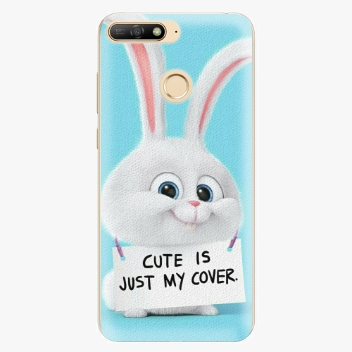 Plastový kryt iSaprio - My Cover - Huawei Y6 Prime 2018