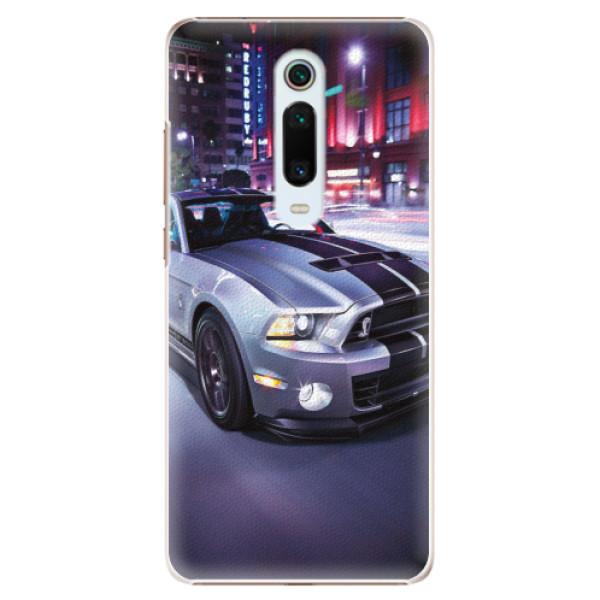 Plastové pouzdro iSaprio - Mustang - Xiaomi Mi 9T Pro