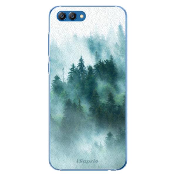 Plastové pouzdro iSaprio - Forrest 08 - Huawei Honor View 10