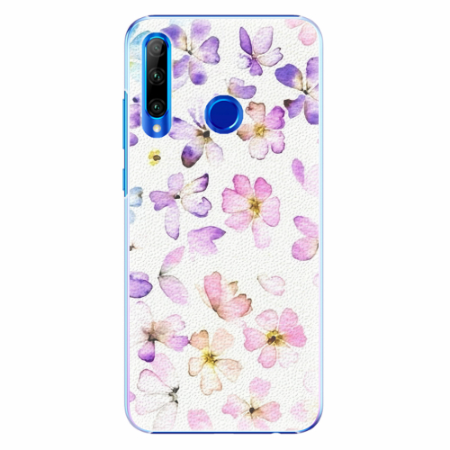 Plastový kryt iSaprio - Wildflowers - Huawei Honor 20 Lite