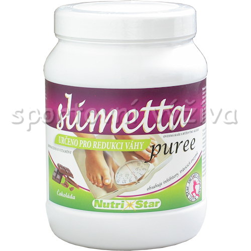 Slimetta Puree - kaše - 500g-karamel