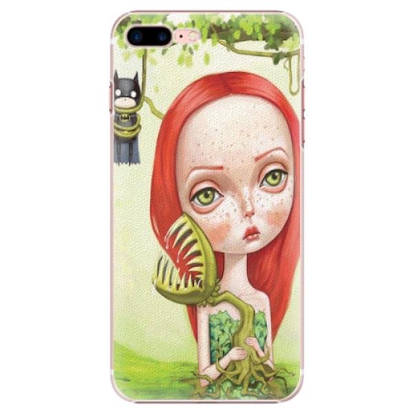 Plastové pouzdro iSaprio - Poison - iPhone 7 Plus