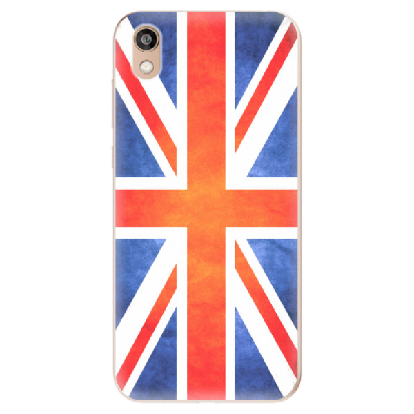 Odolné silikonové pouzdro iSaprio - UK Flag - Huawei Honor 8S