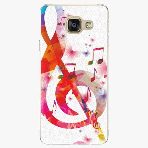 Plastový kryt iSaprio - Love Music - Samsung Galaxy A5 2016