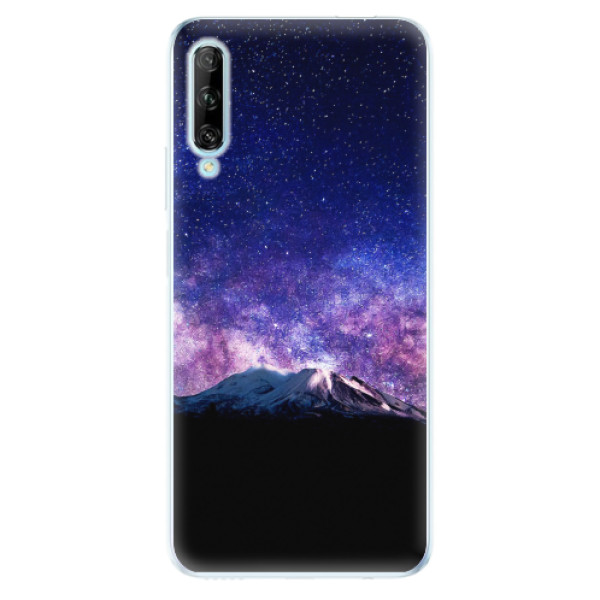 Odolné silikonové pouzdro iSaprio - Milky Way - Huawei P Smart Pro