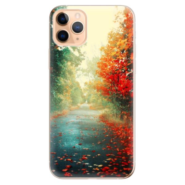 Odolné silikonové pouzdro iSaprio - Autumn 03 - iPhone 11 Pro Max