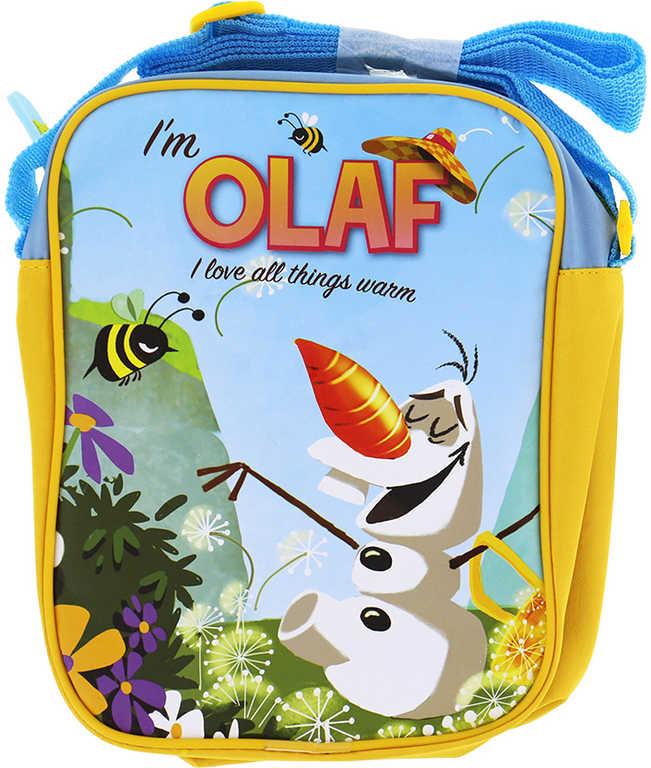 ADC Taška dětská s popruhem přes rameno Olaf Frozen (Ledové Království)