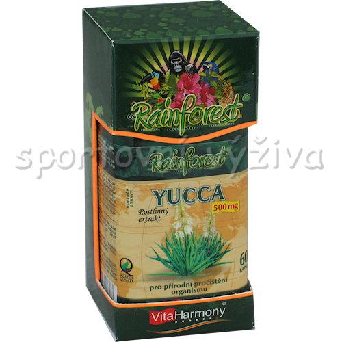 Yucca 500mg 60 kapslí