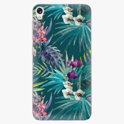 Plastový kryt iSaprio - Tropical Blue 01 - Asus ZenFone Live ZB501KL