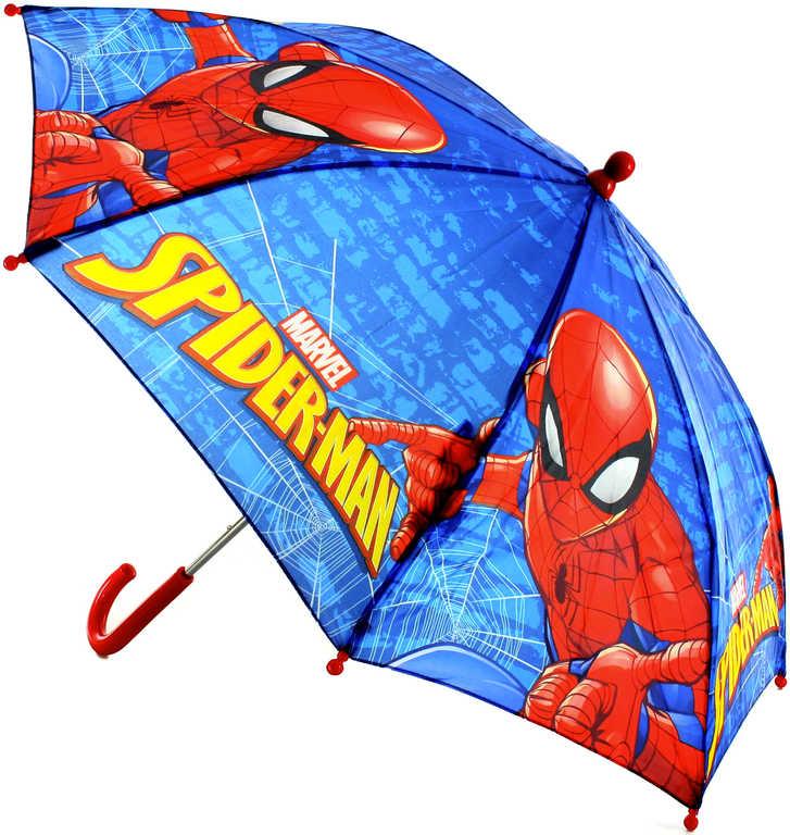 Deštník dětský Spiderman manuální otevírání 55cm