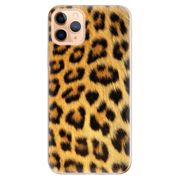 Odolné silikonové pouzdro iSaprio - Jaguar Skin - iPhone 11 Pro Max