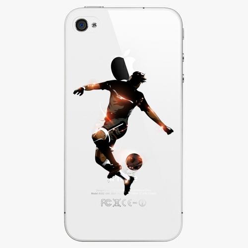 Plastový kryt iSaprio - Fotball 01 - iPhone 4/4S