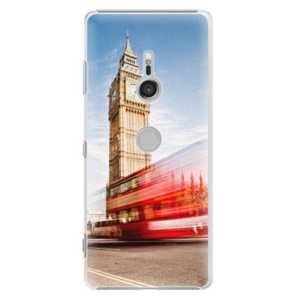 Plastové pouzdro iSaprio - London 01 - Sony Xperia XZ3