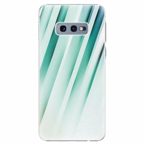 Plastový kryt iSaprio - Stripes of Glass - Samsung Galaxy S10e