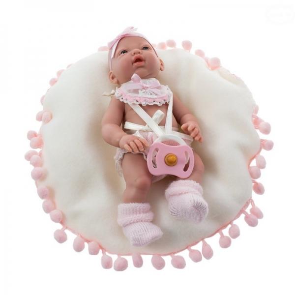 nines-panenka-20-cm-mini-baby-na-polstarku-ruzova