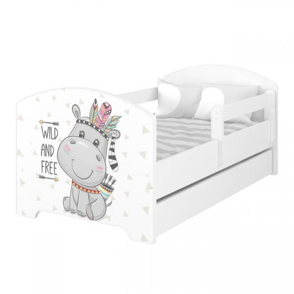 babyboo-detska-postel-140-x-70cm-hippo-140x70
