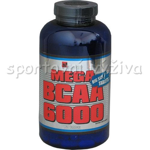 Mega BCAA 6000 160 tablet