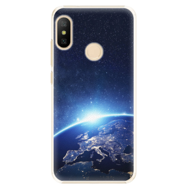 Plastové pouzdro iSaprio - Earth at Night - Xiaomi Mi A2 Lite