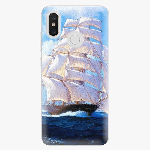 Plastový kryt iSaprio - Sailing Boat - Xiaomi Mi 8