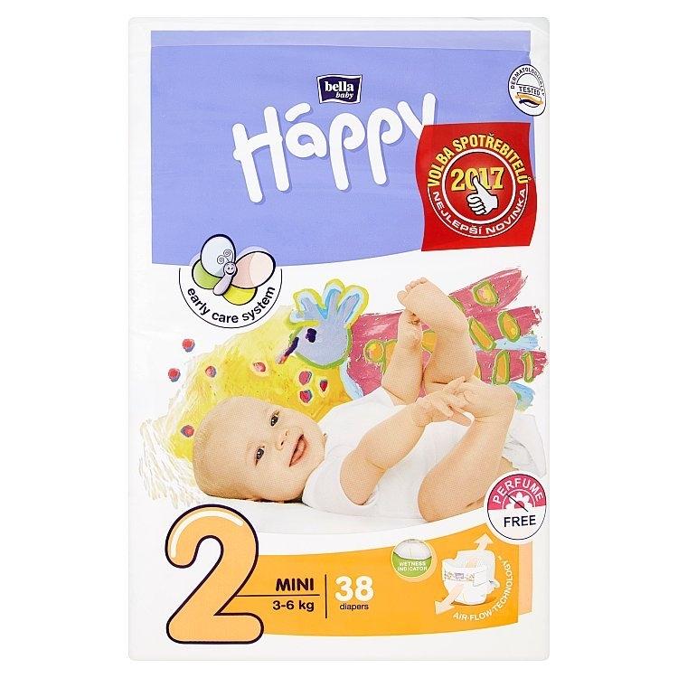 HAPPY Mini 38 ks