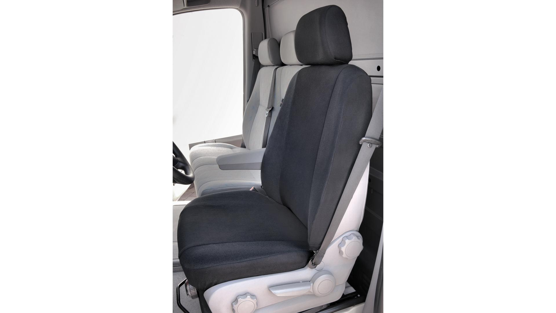Walser Transporter Universal Lowback single, front seat with zip