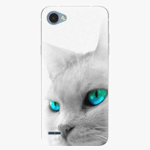 Plastový kryt iSaprio - Cats Eyes - LG Q6