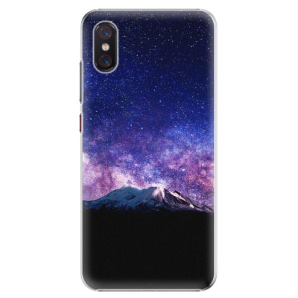 Plastové pouzdro iSaprio - Milky Way - Xiaomi Mi 8 Pro