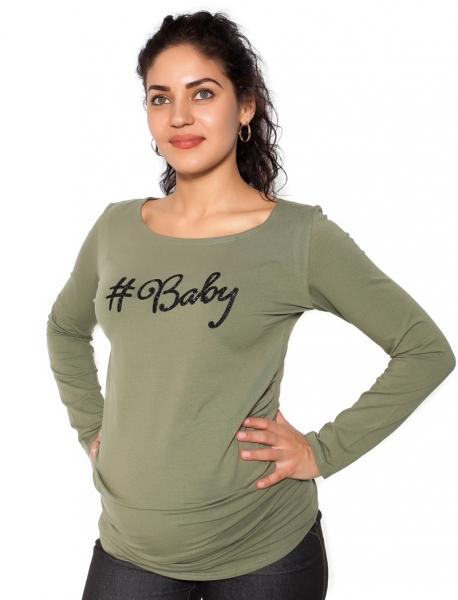 be-maamaa-tehotenske-triko-dlouhy-rukav-baby-khaki-zelena-s-s-36