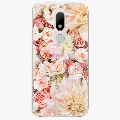 Plastový kryt iSaprio - Flower Pattern 06 - Lenovo Moto M