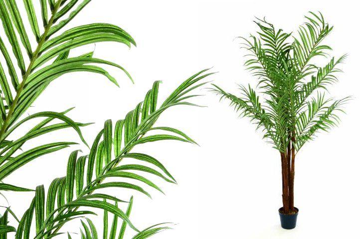 Umělá květina - kokosová palma - 140 cm