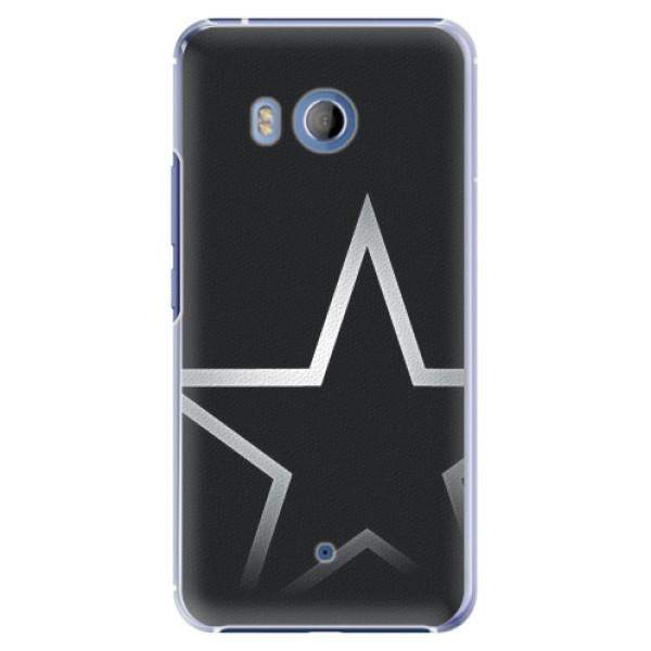 Plastové pouzdro iSaprio - Star - HTC U11