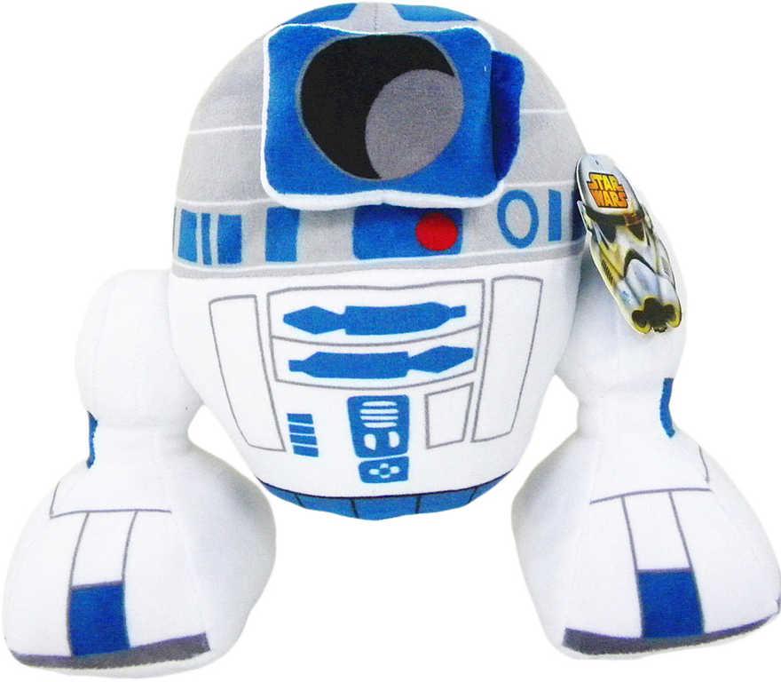 ADC PLYŠ Droid R2-D2 17cm Star Wars (Hvězdné Války) *PLYŠOVÉ HRAČKY*