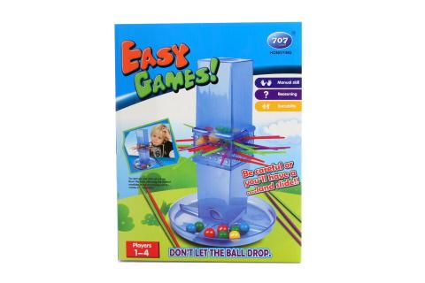 Hra padající kuličky