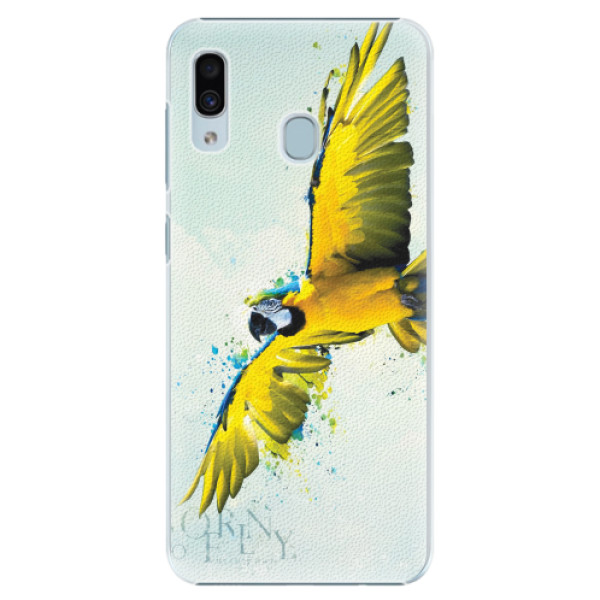 Plastové pouzdro iSaprio - Born to Fly - Samsung Galaxy A30