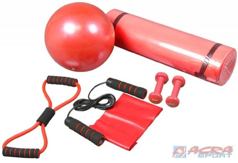 ACRA Sada Fitness posilovací