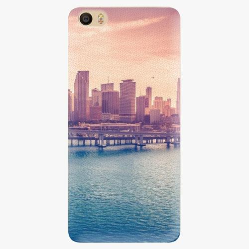 Plastový kryt iSaprio - Morning in a City - Xiaomi Mi5