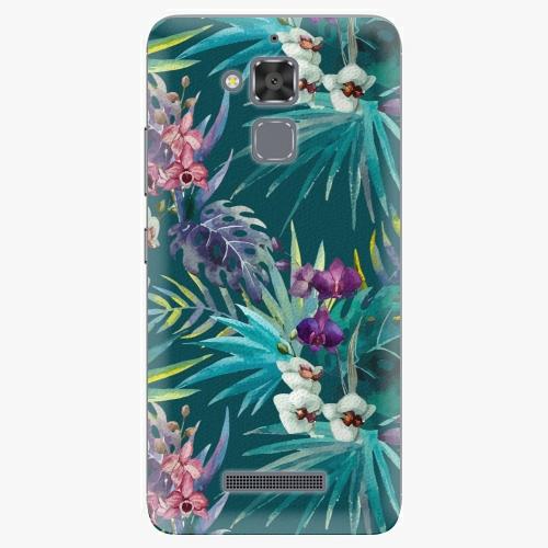 Plastový kryt iSaprio - Tropical Blue 01 - Asus ZenFone 3 Max ZC520TL
