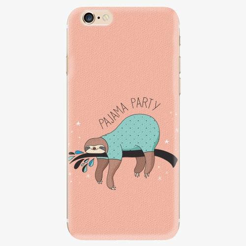 Silikonové pouzdro iSaprio - Pajama Party - iPhone 6/6S