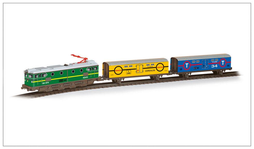 Pequetren Nákladní vlak 203